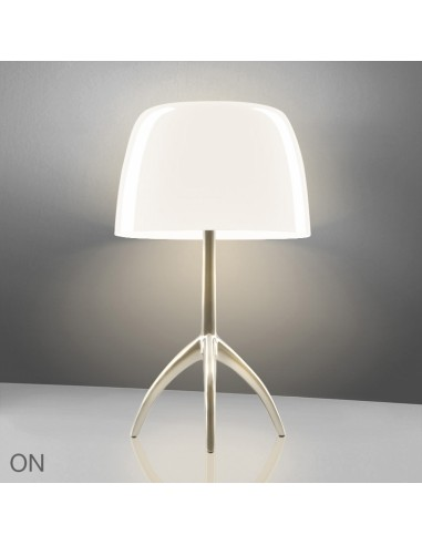 lampe de table lumi re 05 piccola champagne. Black Bedroom Furniture Sets. Home Design Ideas