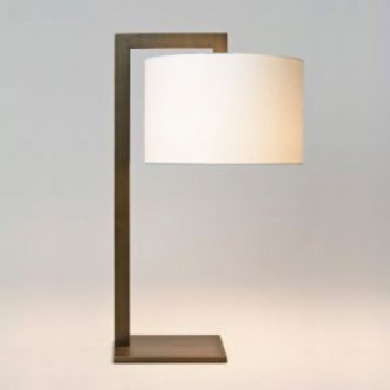 Lampe de table Ravello finition bronze