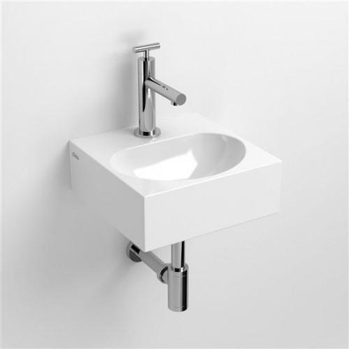 lave mains 45 cm mini wash me percement droite. Black Bedroom Furniture Sets. Home Design Ideas