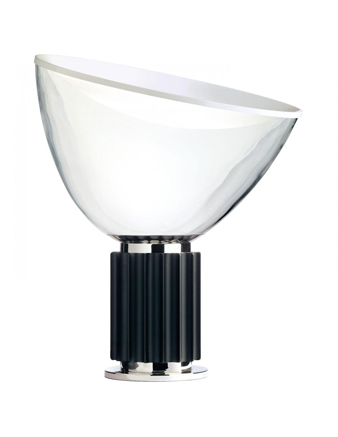 lampe de table taccia led. Black Bedroom Furniture Sets. Home Design Ideas