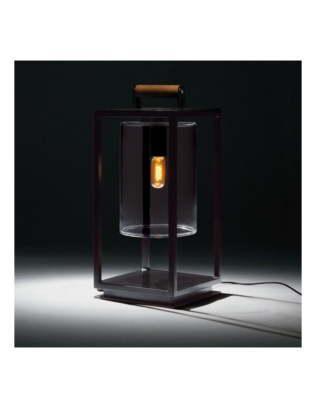 Lampe de table dome small - Lampe de table exterieur ...