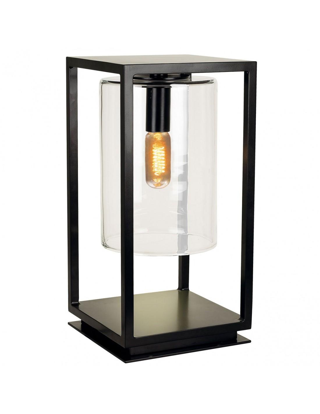 lampe de table dome gate. Black Bedroom Furniture Sets. Home Design Ideas