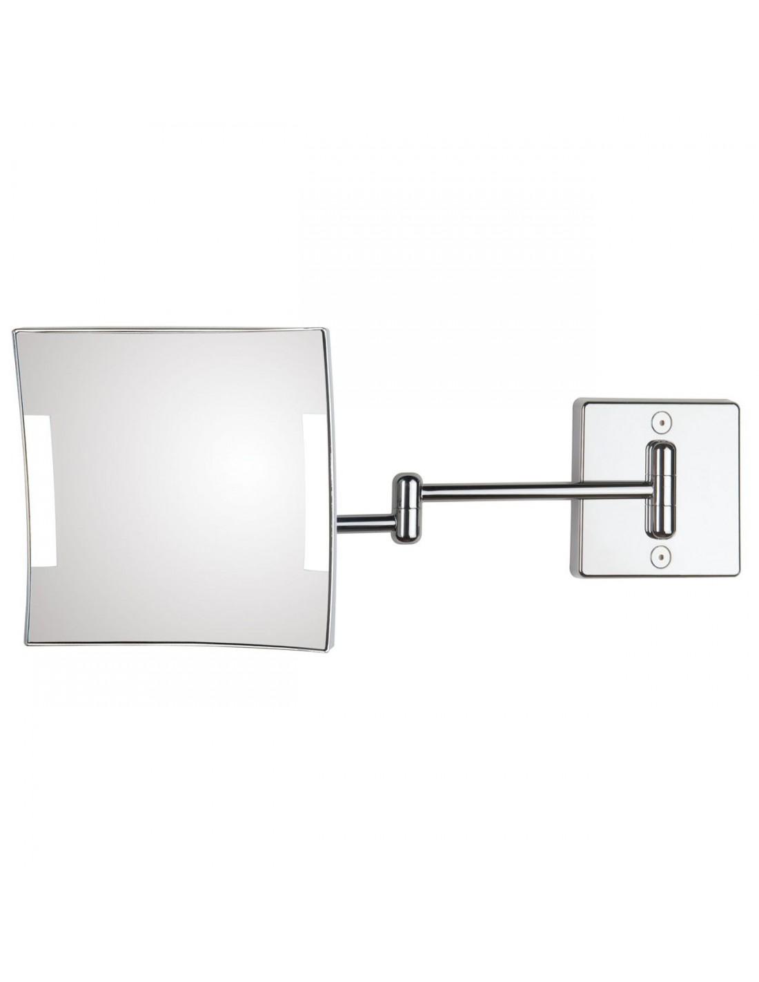 Miroir clairant mural for Miroir eclairant