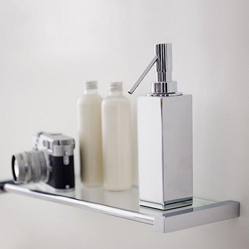 Distributeur de savon liquide à poser Metric