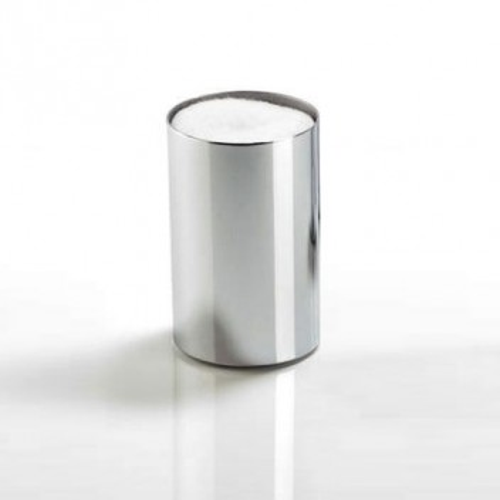 Boite métal ronde sans couvercle
