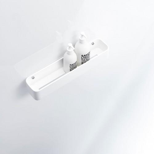 Tablette porte produits 30 cm à suspendre Stone