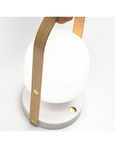 lampe design sans fil followme
