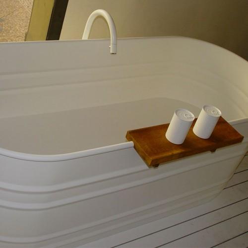 Tablette porte objets pour baignoire Vieques