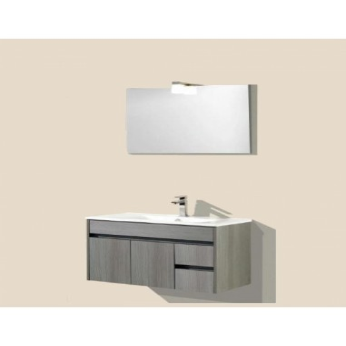 vente meuble salle bain salle de bain meubles sous vasque With porte d entrée alu avec meuble vasque salle de bain longueur 50 cm