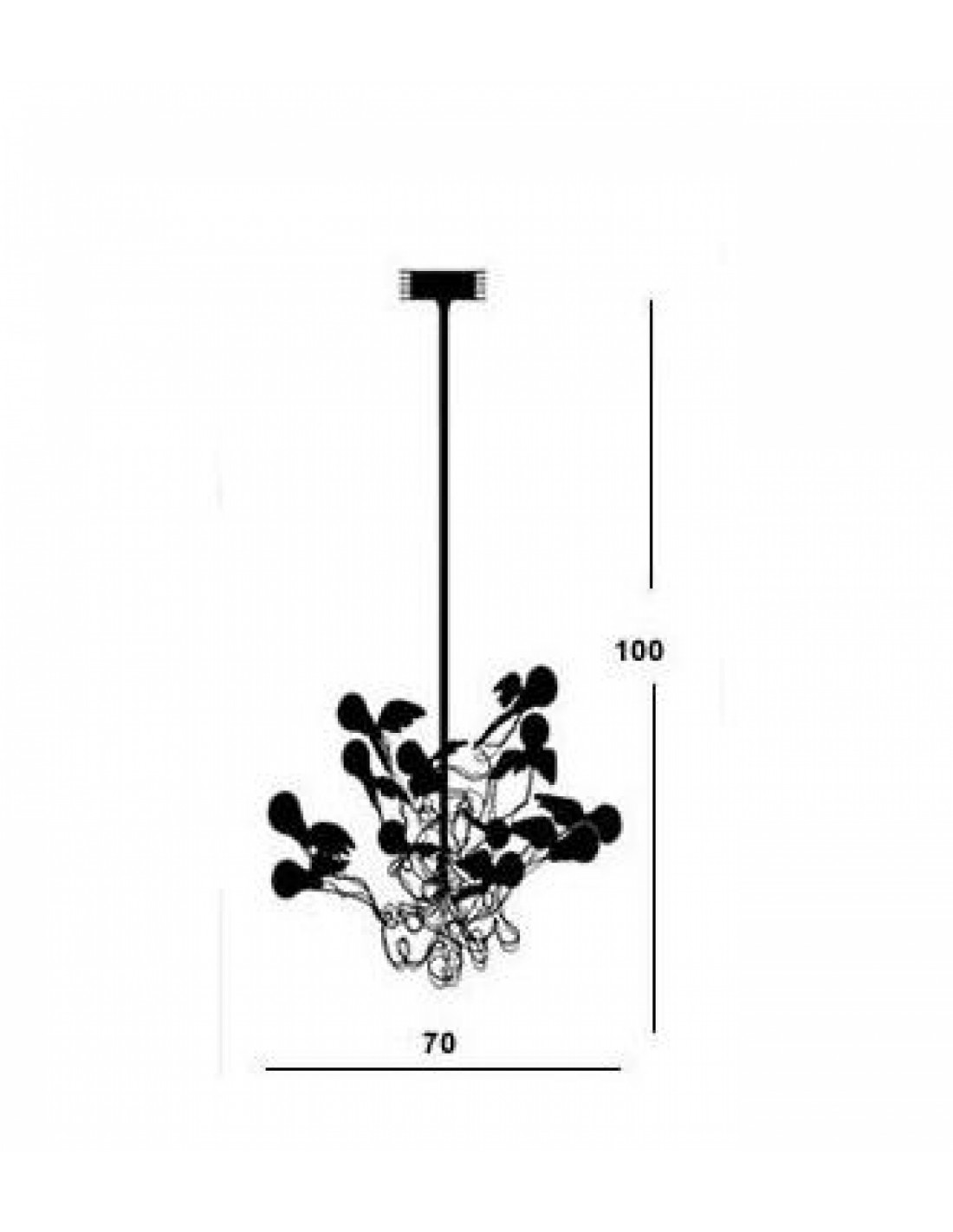 suspension birdie. Black Bedroom Furniture Sets. Home Design Ideas