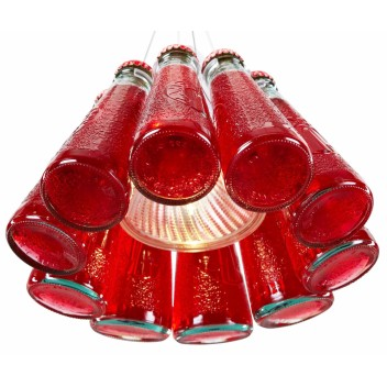 Suspension Campari Light