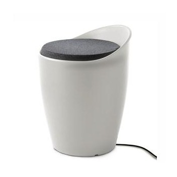 Tabouret lumineux Otto