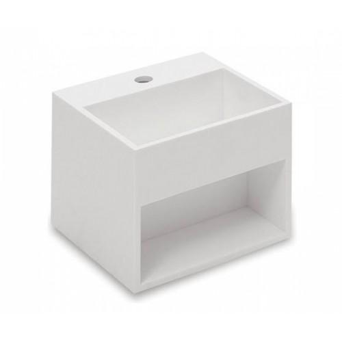 Vasque avec rangement Compact