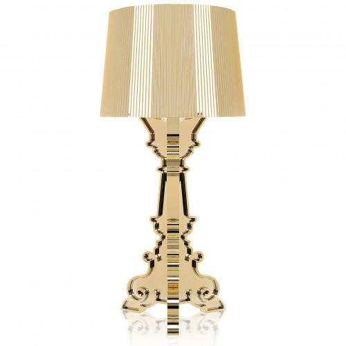 Lampe de table Bourgie Métallisée
