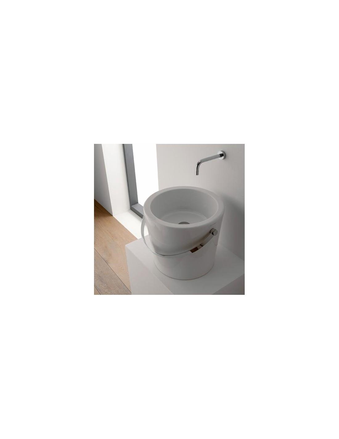 Vasque poser bucket for Vasque cuisine a poser