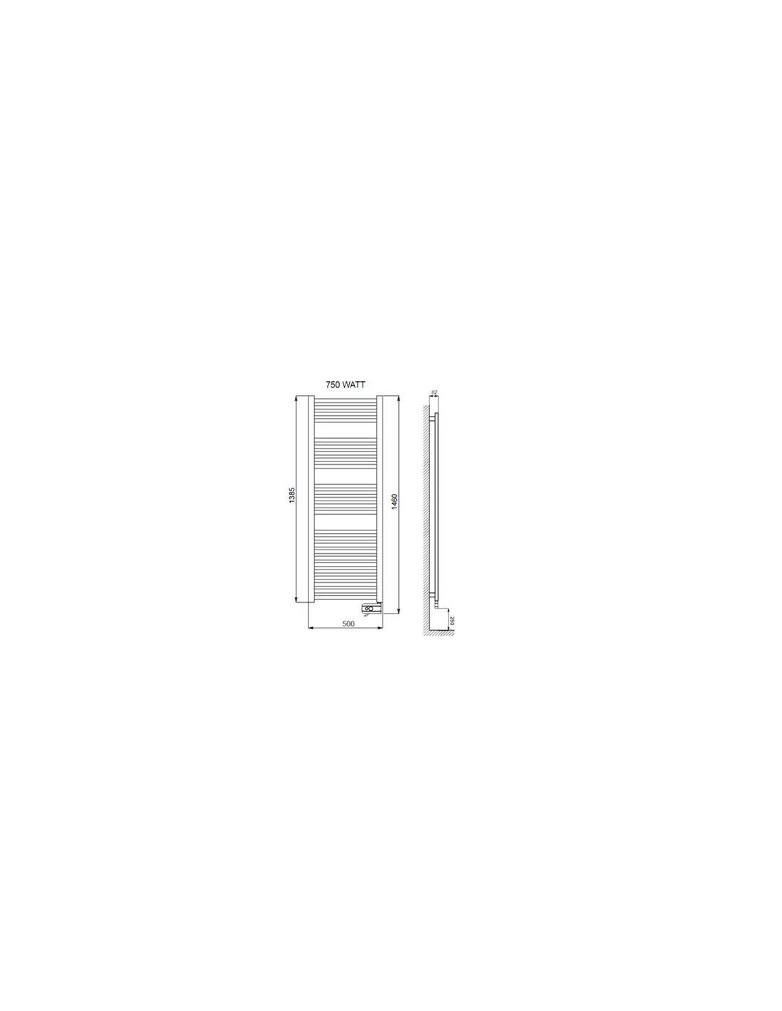 Seche serviette electrique soufflant leroy merlin lectrique inertie fluide sauter gor with - Seche serviette electrique mobile ...