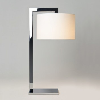 Lampe de table Ravello finition chrome