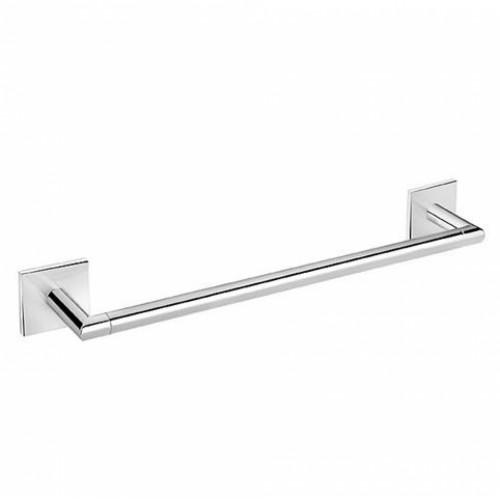 Porte serviette 45.5 cm à coller Duo Square