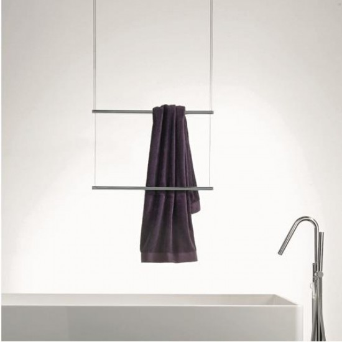 Porte serviette design for Accessoire plafond suspendu