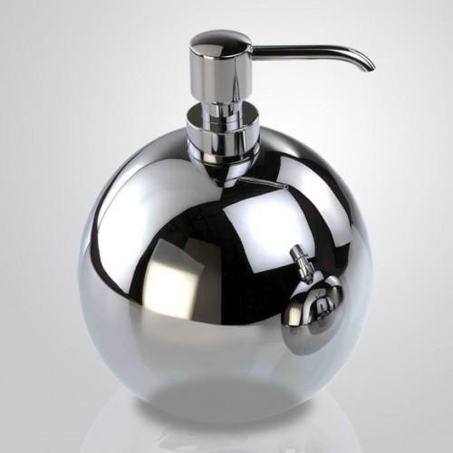 Distributeur de savon liquide rond grand modèle