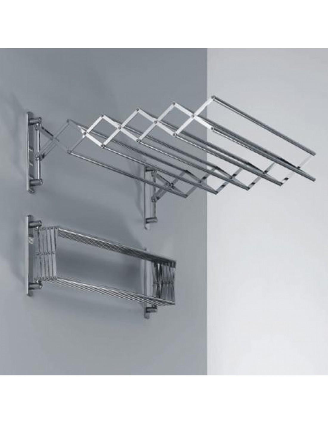 porte serviettes extensible. Black Bedroom Furniture Sets. Home Design Ideas