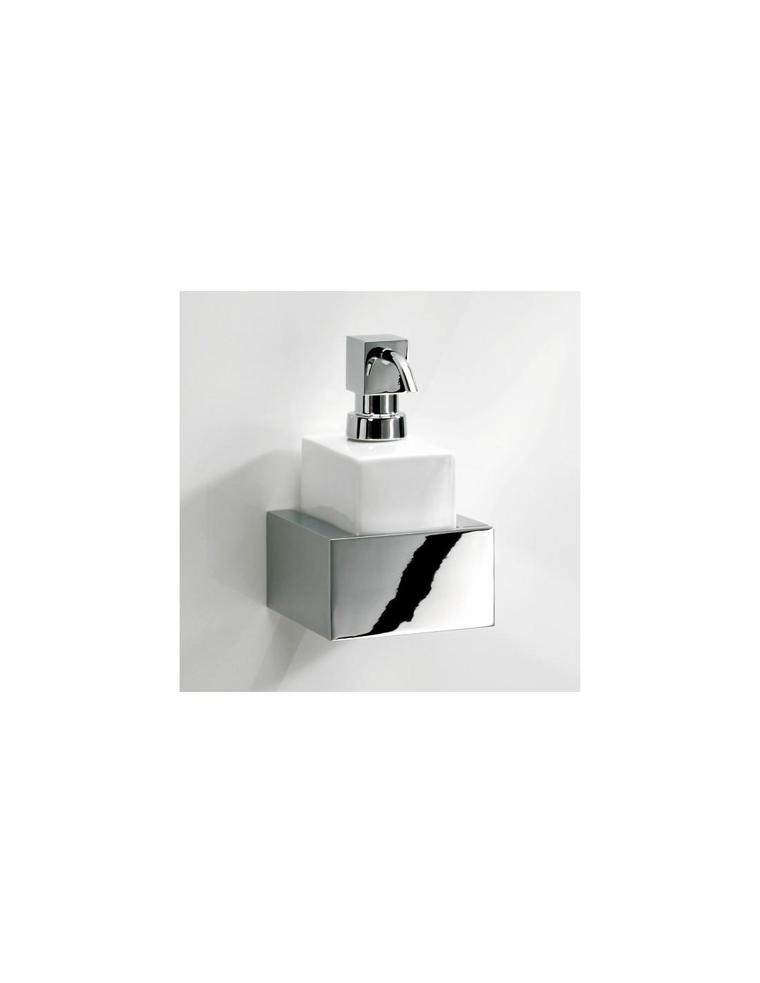 distributeur de savon liquide mural brick. Black Bedroom Furniture Sets. Home Design Ideas