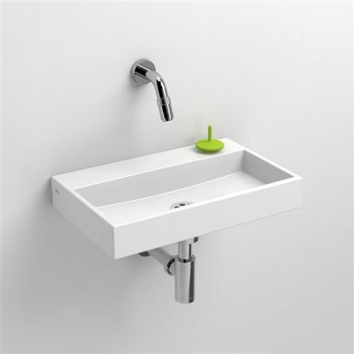Lave mains 38 cm sans percement Mini Wash Me