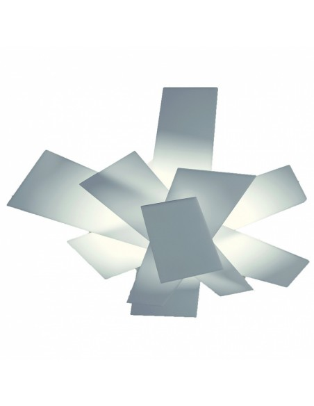 Valente-design-luminaires-Applique-foscarini-Big-Bang-Blanc