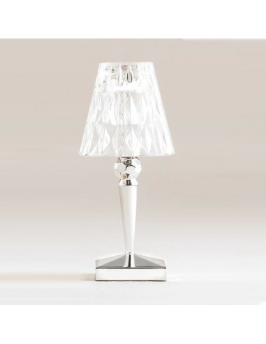 Lampe de table Big Battery (sans fil) Kartell Valente Design
