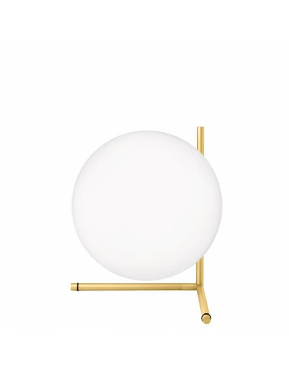 Lampe poser flos ic t2 de flos for But lampe a poser