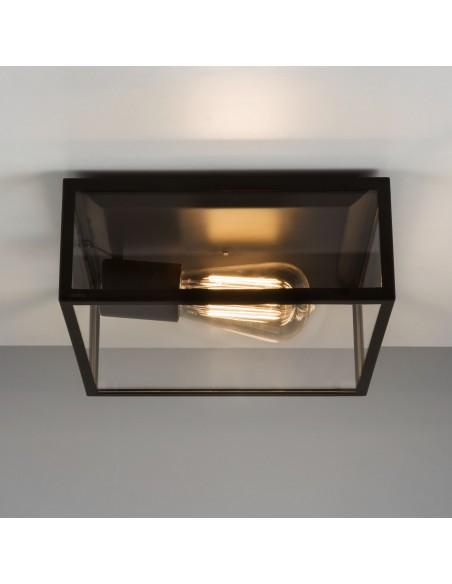 Plafonnier Bronte noir astro lighting