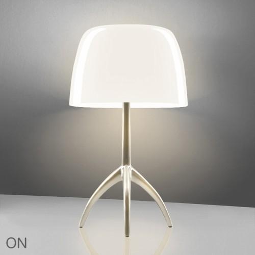 Lampe de table Lumière 05 Piccola Champagne