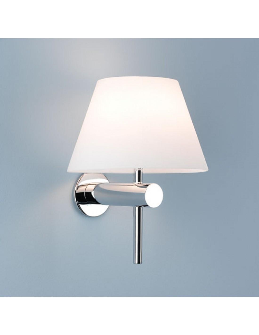 Applique De Salle De Bain Roma Chrome Astro Lighting