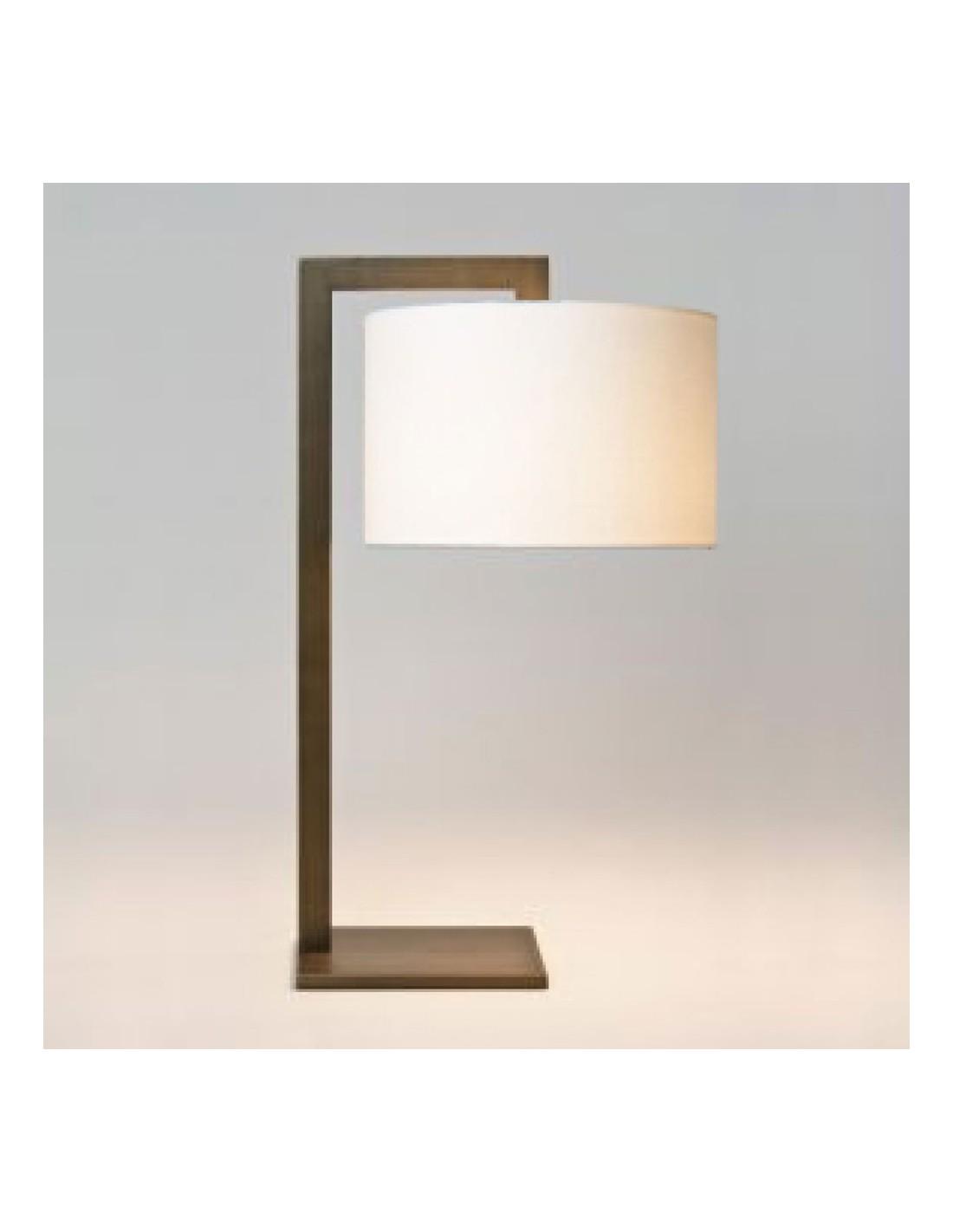 lampe de table ravello finition bronze. Black Bedroom Furniture Sets. Home Design Ideas