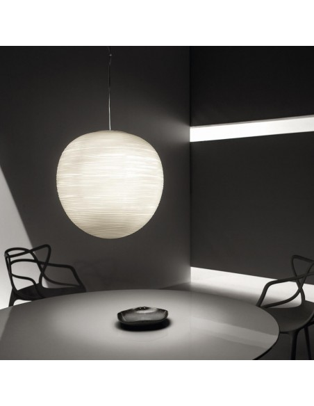 Suspension Rituals XL foscarini mise en scène