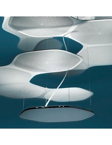 promotion suspension Artemide Space Cloud