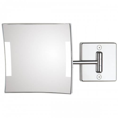 Miroir de bain valente design for Miroir grossissant mural