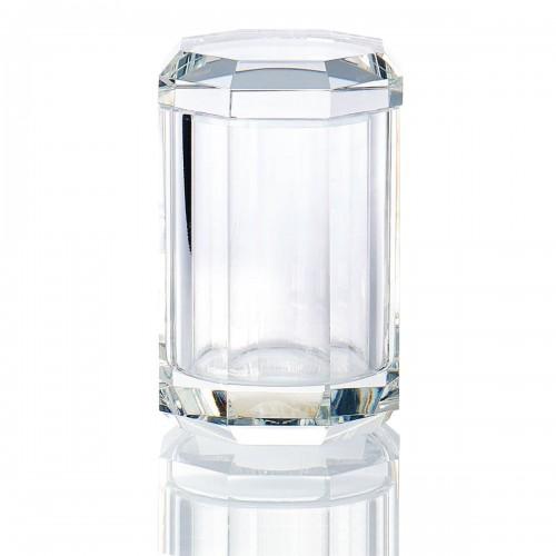 Boîte avec couvercle Kristall