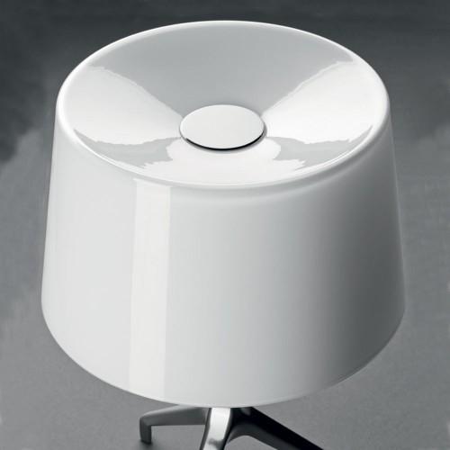 Lampe de table Lumière XXS Chrome noir