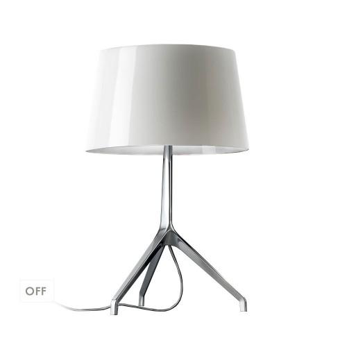 Lampe de table Lumière XXS Aluminium poli