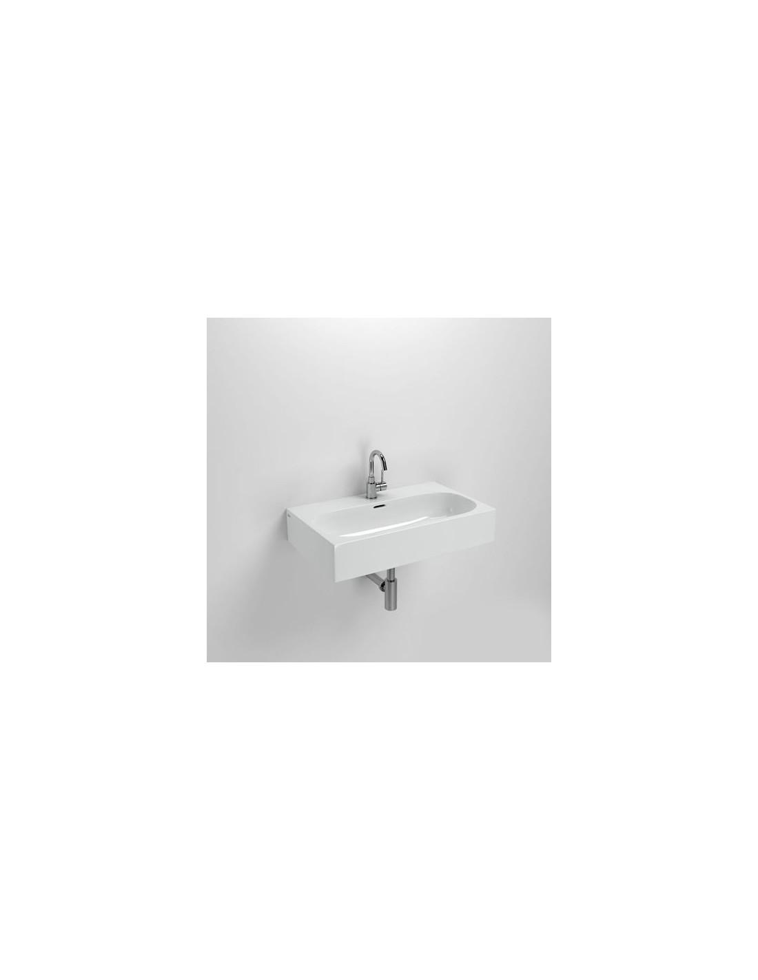 Vasque match me en céramiq blanche pour la marque Clou
