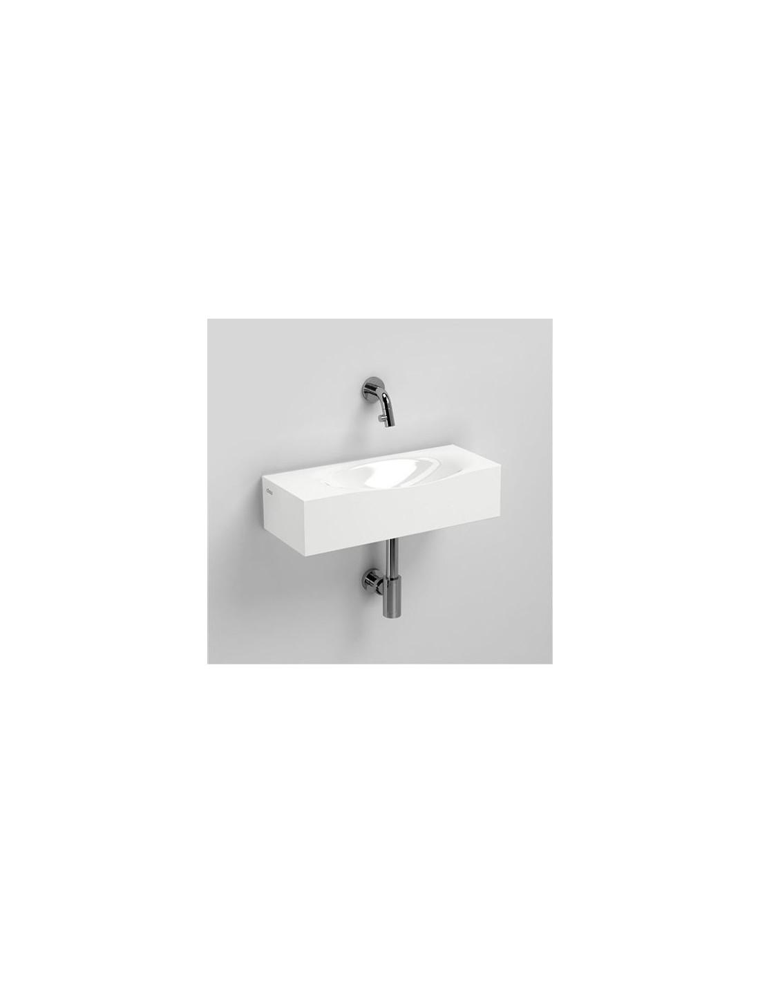 Lave mains Hammock en céramique pour la marque Clou