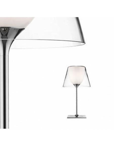 Lampe de bureau Ktribe T1 Glass - designer Philippe Starck - marque FLOS - revendeur Valente Design