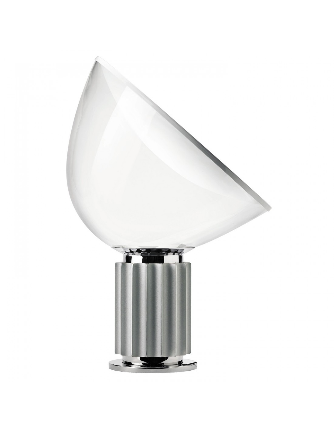 Lampe de table taccia face de flos for Lampe de table rona