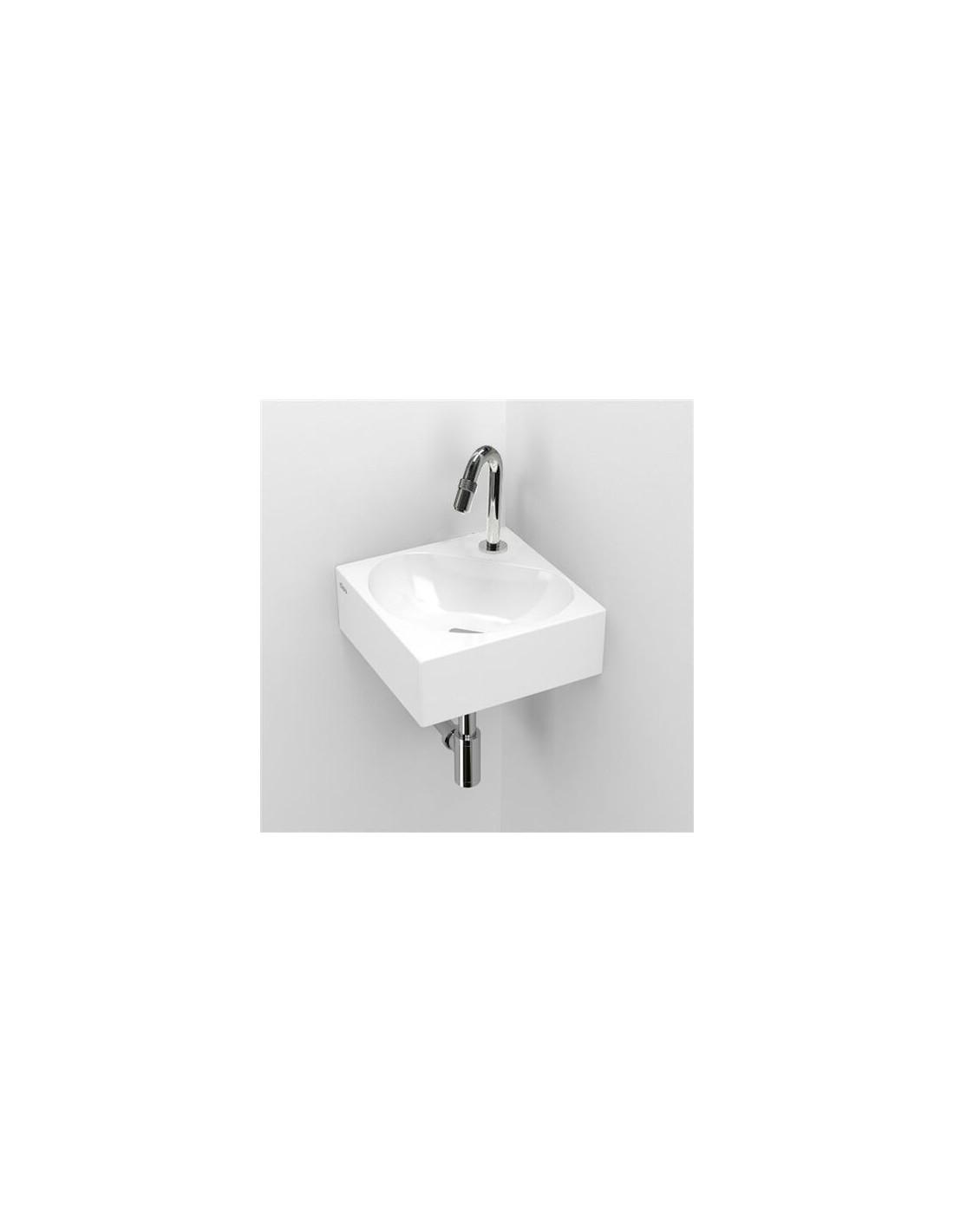 Lave mains d'angle Flush pour la marque Clou