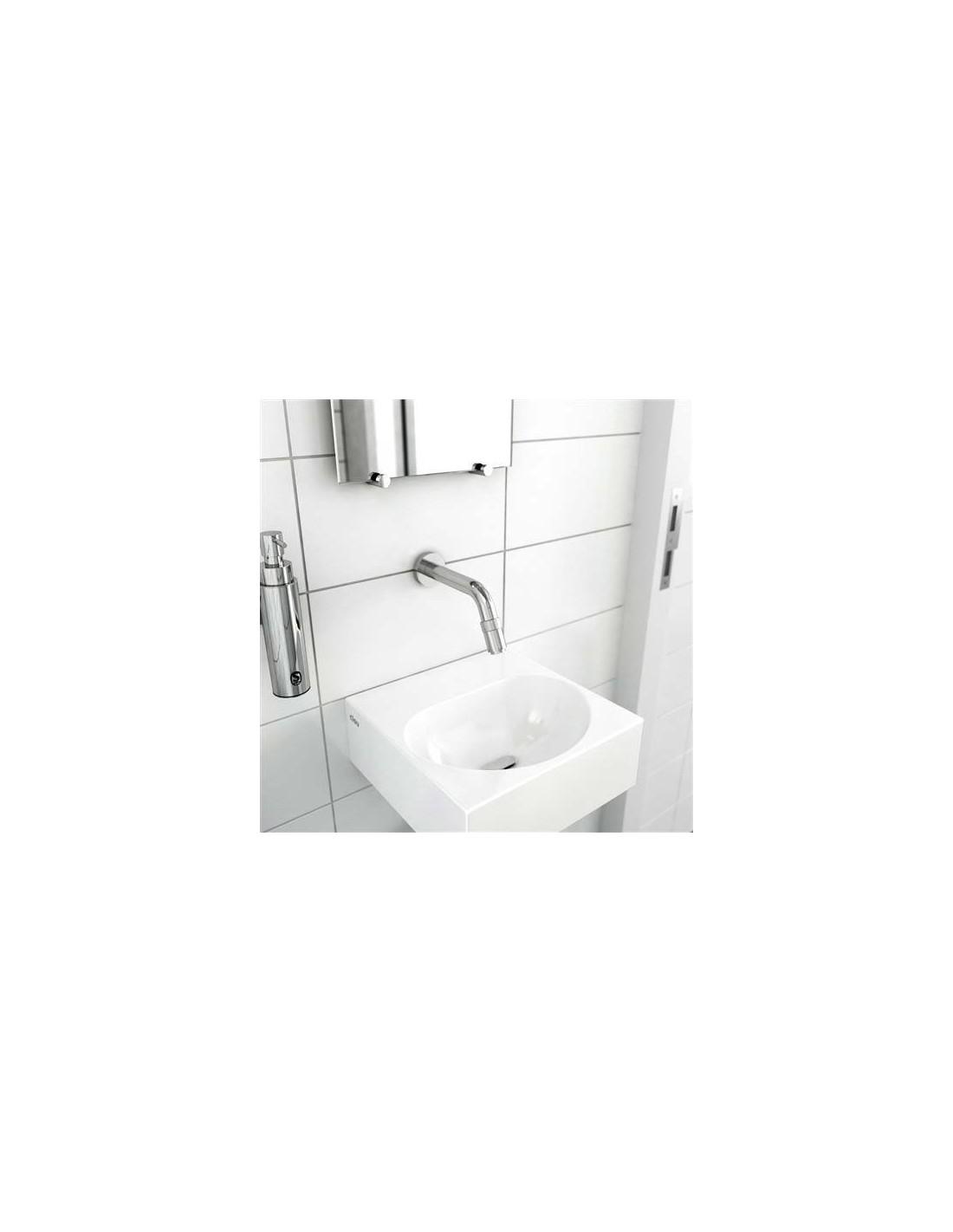 Robinet d 39 eau froide salle de bain for Robinet salle de bain design