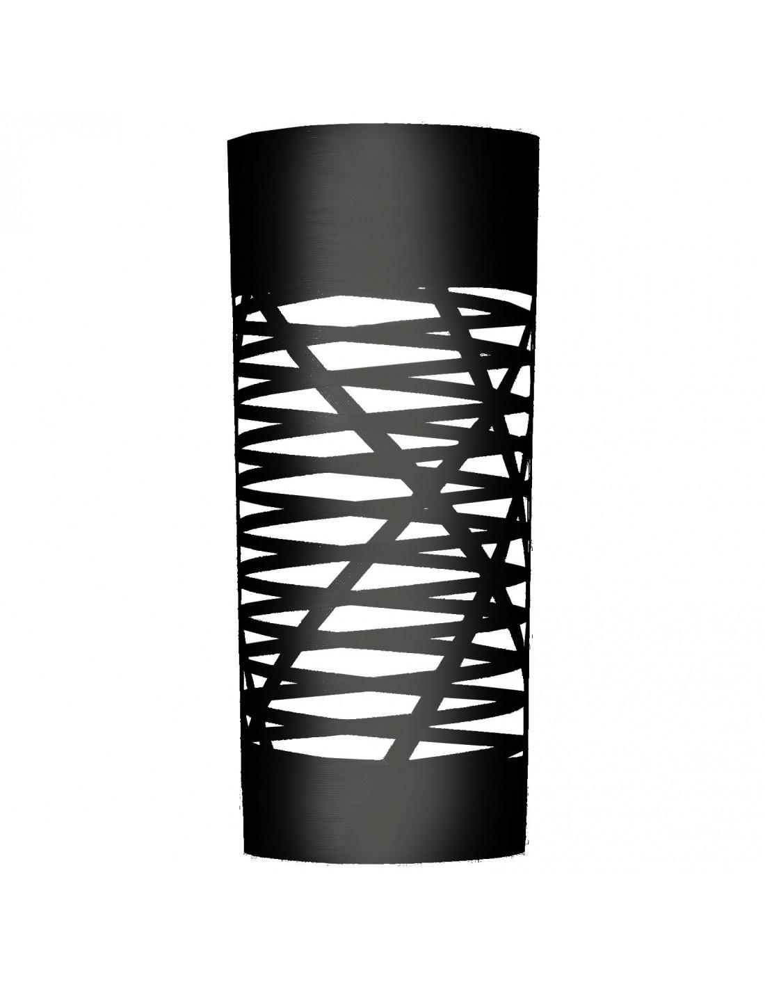 Applique Tress Grande noir - Valente Design