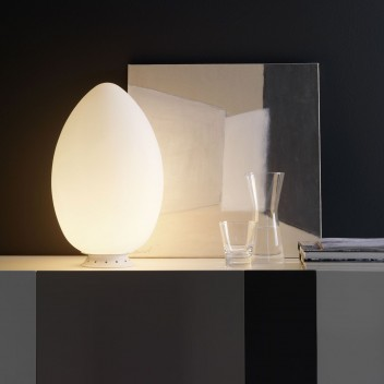 Lampe de table Uovo LED