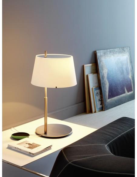 Lampe de table Passion Small ambiance chambre  Fontana Arte