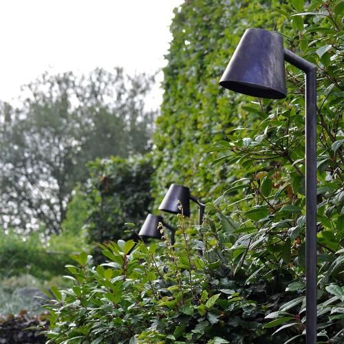 Lampadaire extérieur Parker sur piquet